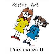 Sisters T-shirt zazzle_shirt