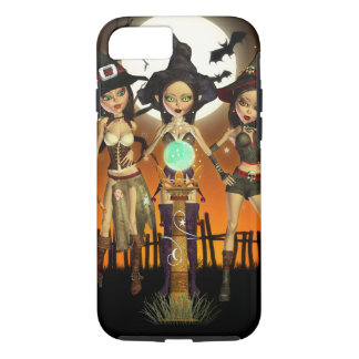 Sisters Three Witches iPhone 7 Case
