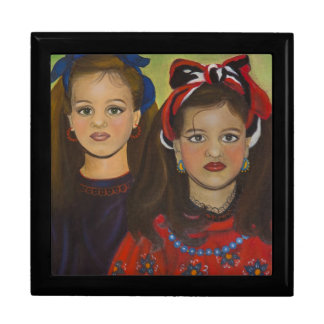 Sisters Trinket Box