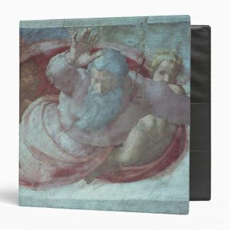 Sistine Chapel 3 Ring Binder