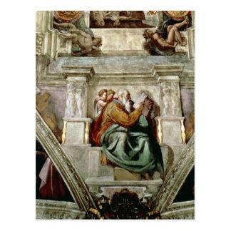 Sistine Chapel Ceiling, 1508-12 Postcard