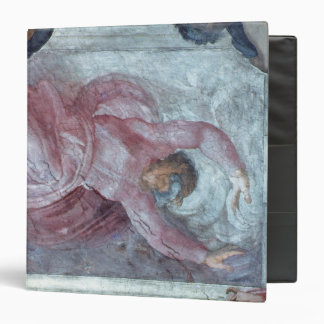 Sistine Chapel Ceiling 2 3 Ring Binder