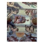 Sistine Chapel Ceiling 2 Postcards