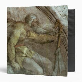 Sistine Chapel Ceiling Binder