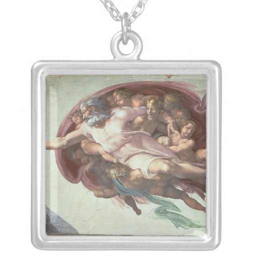 Sistine Chapel Ceiling Custom Jewelry
