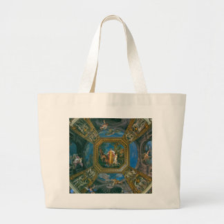 Sistine Chapel Ceiling Detail Tote Bag