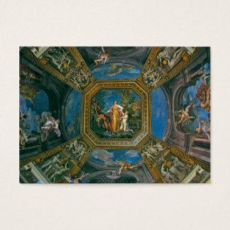 Sistine Chapel Ceiling Detail Business Card