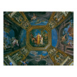 Sistine Chapel Ceiling Detail Poster