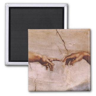 Sistine Chapel Ceiling Magnet