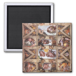 Sistine Chapel Ceiling Magnets