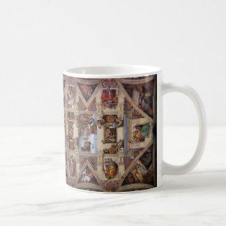Sistine Chapel Ceiling Coffee Mugs