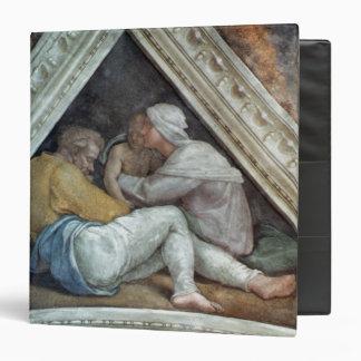 Sistine Chapel Ceiling: The Ancestors of Christ Binder