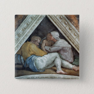 Sistine Chapel Ceiling: The Ancestors of Christ Button