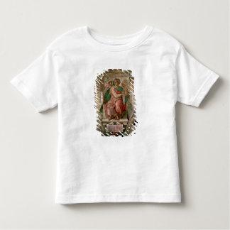 Sistine Chapel Ceiling: The Prophet Isaiah Toddler T-shirt