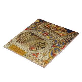 Sistine Chapel Ceiling Tile
