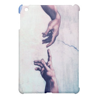 Sistine Chapel Creation of Adam iPad Case