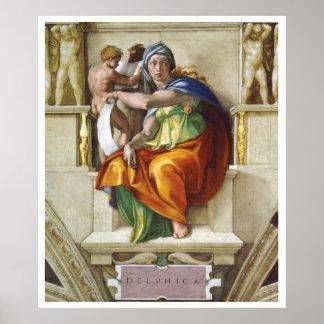 michelangelo's sybille de cummes and the Michelangelo buonarroti :  michelangelo's most famous  sybille de cummes ceiling of the sistine chapel in vatican city sibyls were female seers of ancient.