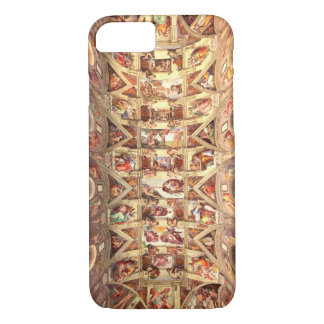 Sistine Chapel iPhone X/8/7 Barely There Case