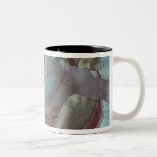Sistine Chapel Two-Tone Coffee Mug