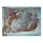 Sistine Chapel Post Card