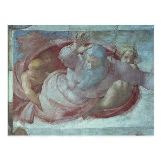 Sistine Chapel Postcard