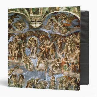 Sistine Chapel: The Last Judgement, 1538-41 Binder