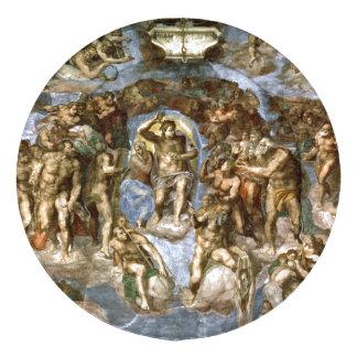 Sistine Chapel: The Last Judgement, 1538-41 Button Covers