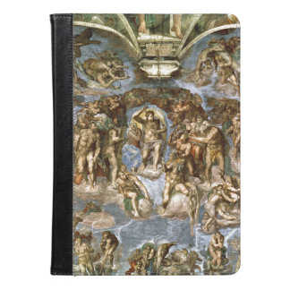 Sistine Chapel: The Last Judgement, 1538-41 iPad Air Case