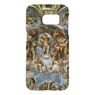 Sistine Chapel: The Last Judgement, 1538-41 Samsung Galaxy S7 Case