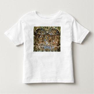 Sistine Chapel: The Last Judgement, 1538-41 Toddler T-shirt