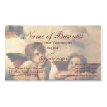 Sistine Madonna Angels by Raphael Raffaello Double-Sided Standard Business Cards (Pack Of 100)