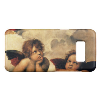Sistine Madonna, Angels detail by Raphael Case-Mate Samsung Galaxy S8 Case