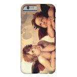 Sistine Madonna Cherubs Raffaelo Sanzio Barely There iPhone 6 Case