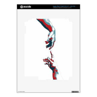 Sistine style protection skin decal for iPad 3