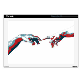 """Sistine style protection style 17"""" laptop skins"""