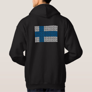Sisu Back Hooded Sweatshirt
