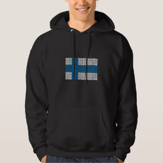 Sisu Black Hooded Sweatshirt