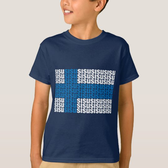 Sisu Kids' T-shirt