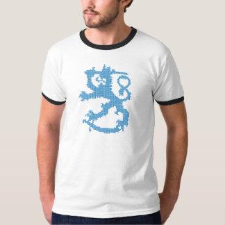 Sisu Lion Men's Ringer T-shirt