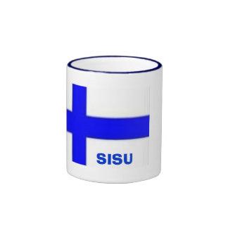 SISU RINGER COFFEE MUG