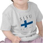 Sisu Suomi Camiseta