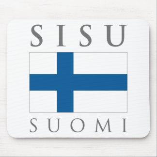 Sisu Suomi Mouse Pad
