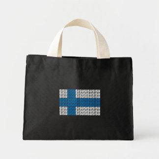 Sisu Tiny Tote Bag