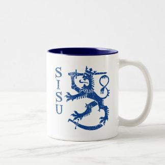 SISU Two-Tone COFFEE MUG