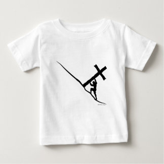 Sisyphus_Cross_T-Shirt Baby T-Shirt
