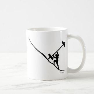 Sisyphus Crossfit Oly Lift Classic White Coffee Mug