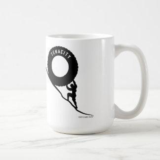 Sisyphus Tenacity Classic White Coffee Mug
