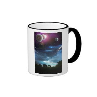 Sit and Dream Ringer Mug