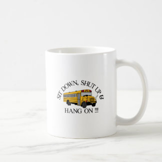 Sit Down Coffee Mug