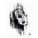 "SIT ""Panda Code"" Postcard"